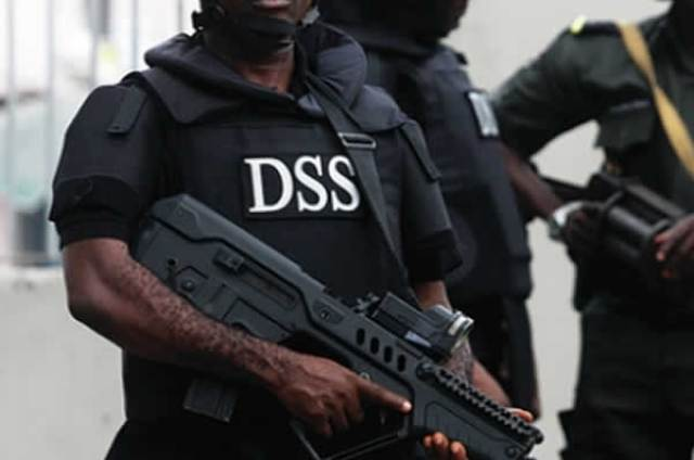 Gone are the days when people were afraid of explosives in churches, mosques, relaxation centers.  Says the head of the DSS
