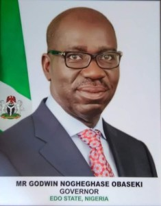 Obaseki congratulates Lyon, Bello on victory at guber polls
