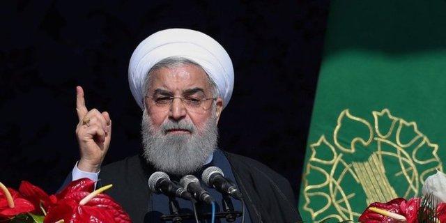Iran, Protests, Rouhani