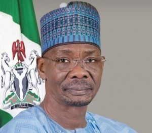 Nasarawa gov, Sule, in self-isolation, confirms coming in contact with Kyari