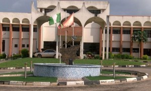 Workers of the Osun Assembly joined the strike