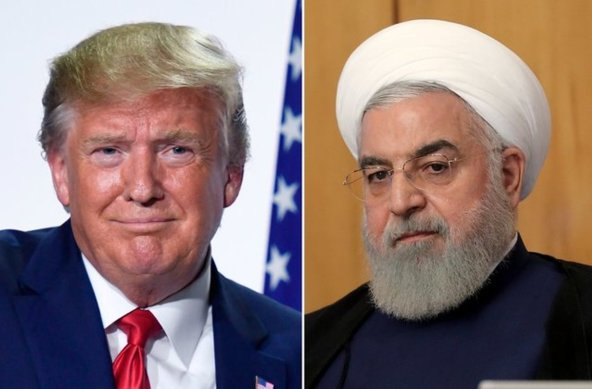 We agree de-escalation 'only solution' to solve crisis with US ? Iran