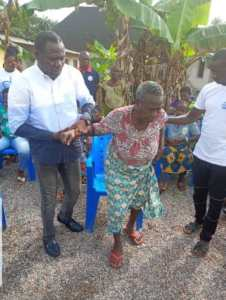 Siasia's mother regains freedom