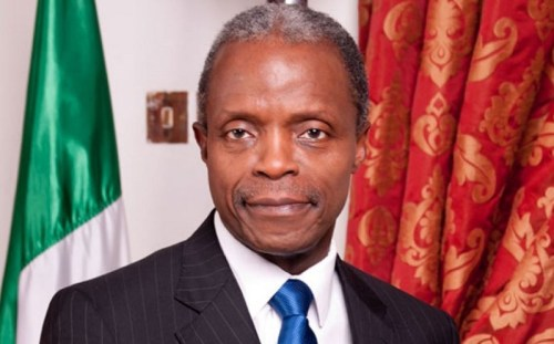 Osinbajo is a vessel prepared unto honour, says Rev Ladi Thompson