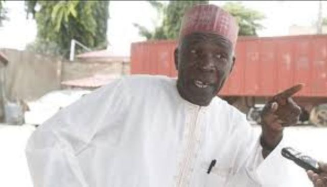 2023: From factions, APC will break into pieces — BUBA GALADIMA