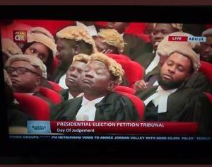 Lawyers, Buhari, Atiku, tribunal, court, election