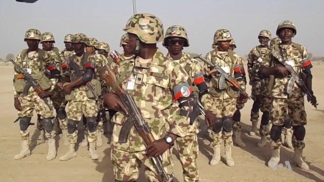 Army, insurgency
