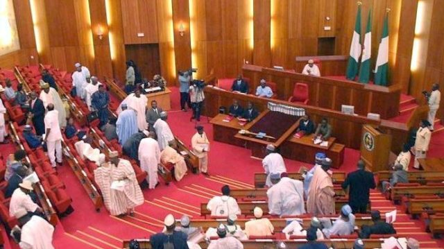 Senate, Border Closure by FG Divides Senators