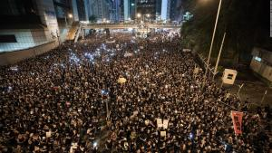 Hong Kong protests, Students