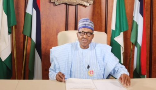Buhari, flood