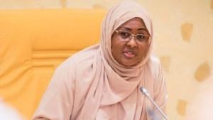 Aisha Buhari, health, children, first lady, Nigerians