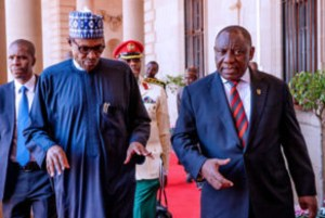 Buhari, South Africa, Nigeria, Africa