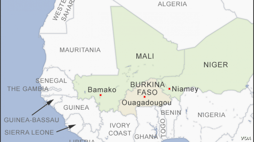 Jihadist threat keeps 300,000 voters from Burkina polling stations