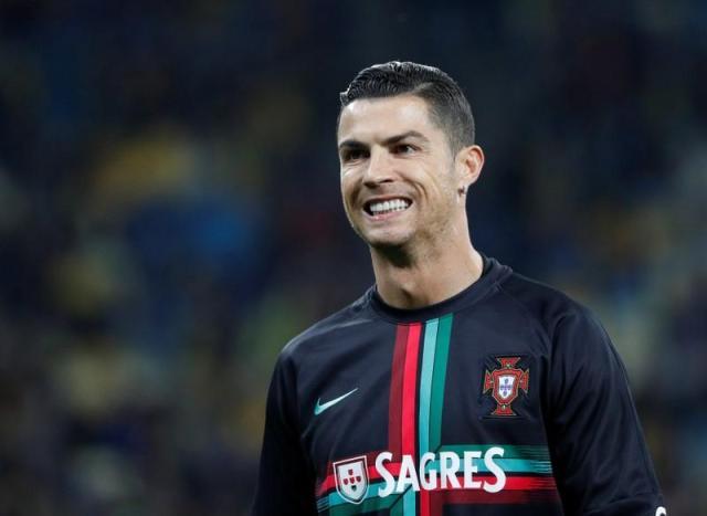 Cristiano Ronaldo-