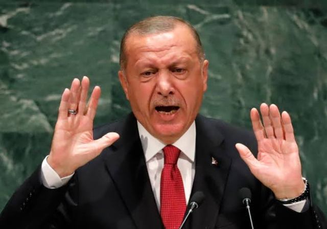 Erdogan, Turkey, Syria