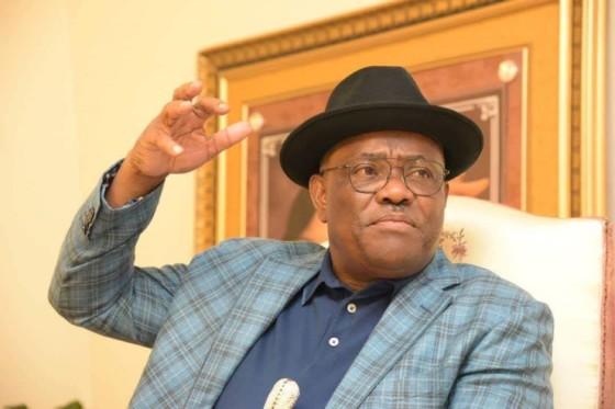 Governor Wike, Adams Oshiomhole