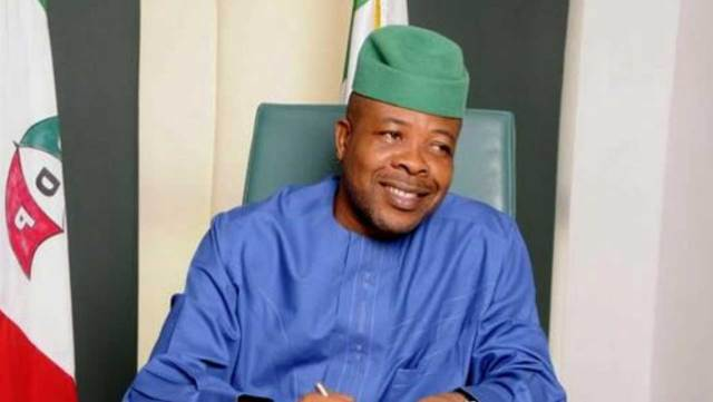 Imo: Ihedioha cries foul, as Uzodinma takes over