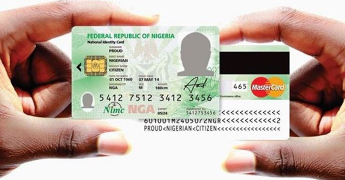 Image result for Court restrains Nigerian banks from using NIMC MasterCard