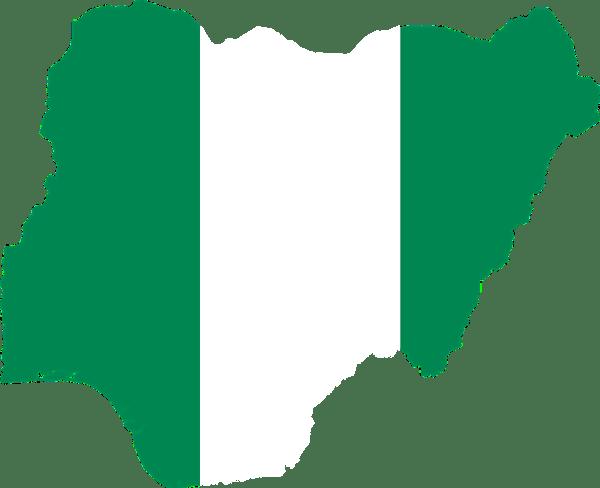 Nigerians sink