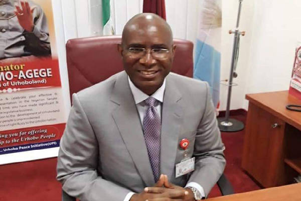 Sexual, Senate, Omo-Agege