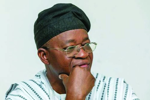 Gov Oyetola Gboyega of Osun State forced to leave New Year event abruptly