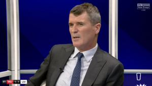 Pundit slams Roy Keane over Man United's De Gea outburst