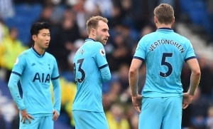 Vertonghen could miss end of season at Spurs as 'he wants to leave'