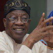 DSO to create 3 million jobs as FG releases N9.4 for project conclusion – Lai Mohammed