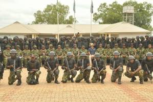 Humanitarian Affairs Minister hails NAF on fight against insurgency