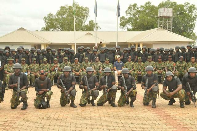 NAF reaffirms commitment to safeguard nation's territorial integrity