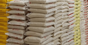 Navy arrests 6 suspected smugglers; seizes 1, 439 bags of rice in A/Ibom