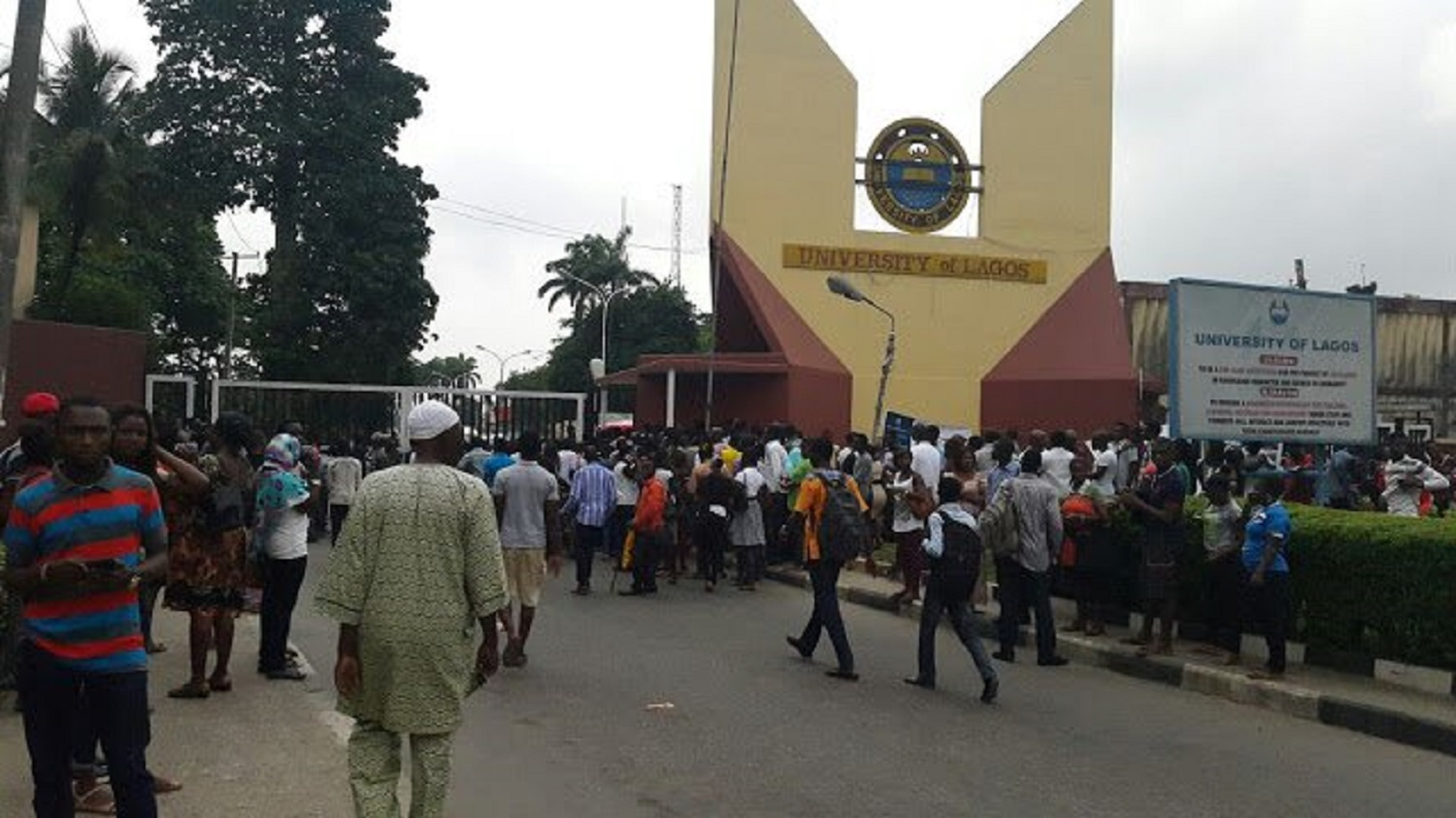 Students of UNILAG, Yabatech to vacate hostels Saturday noon