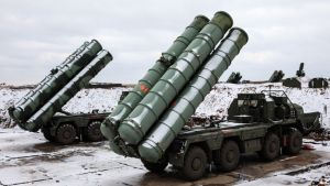 Russia, Turkey, S-400 missiles