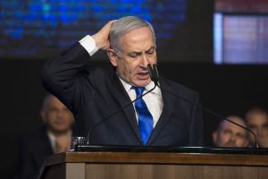 Benjamin Netanyahu, Indictment