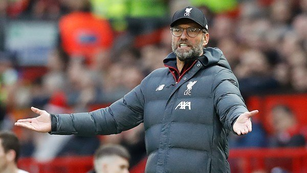 Klopp labels UCL plans 'absolute b*******' amid Liverpool injuries