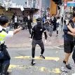 Hong Kong, Protests,Police