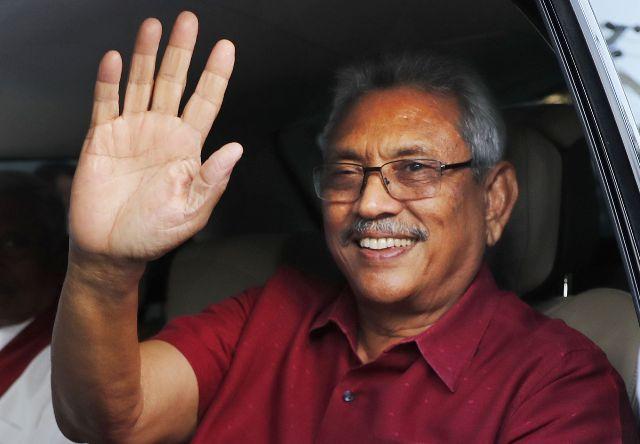Sri Lanka, President
