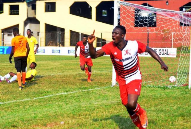 Abia Warriors claim slim win to bring MFM's fine start to a halt