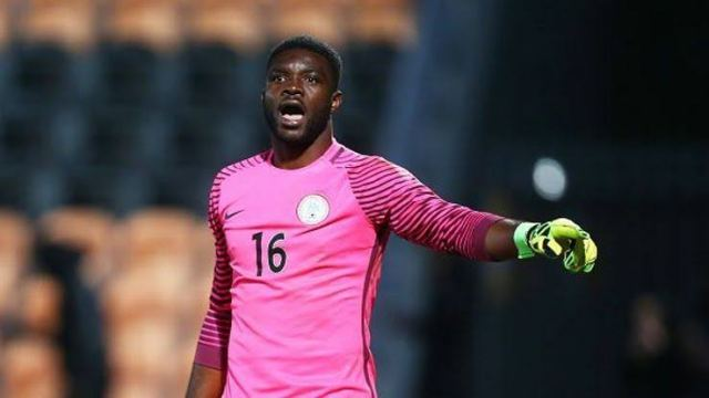 Akpeyi, Peter Rufai  Akpeyi needs to keep playing to show his qualities – Peter Rufai #Nigeria BECADDCF AE3A 4B0C 9CDE 2DF5468F094D