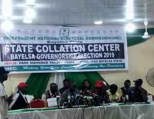 Kogi, Bayelsa, violence, election
