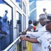 Kogi Gov, Bello commissions Lokoja Navy Base, Barrack