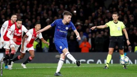 Chelsea vs Ajax: Stunning comeback, Lampard reacts