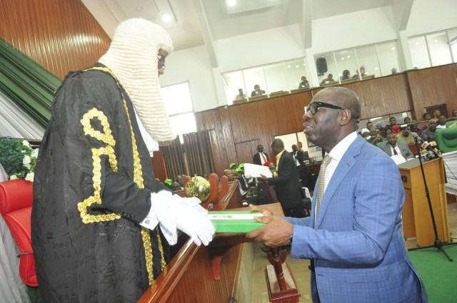 Obaseki, Edo, budget
