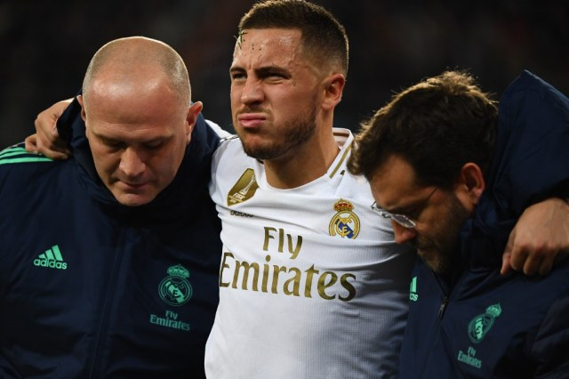 Hazard, Madrid, Zidane