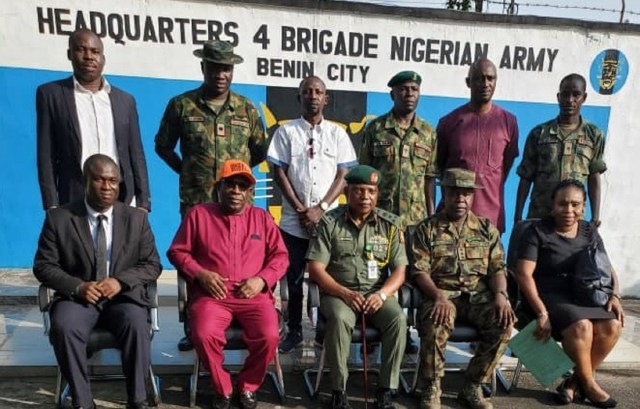 Edo govt, Army, NSCDC close ranks against infractions in oil, gas sector