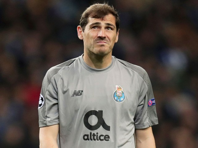 Casillas: If Cristiano Ronaldo wins the Ballon d'Or, it is not logical