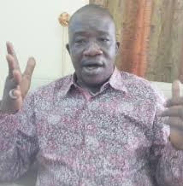 APC: President Buhari's indifference festered crisis ― Jackson Ojo, APC chieftain