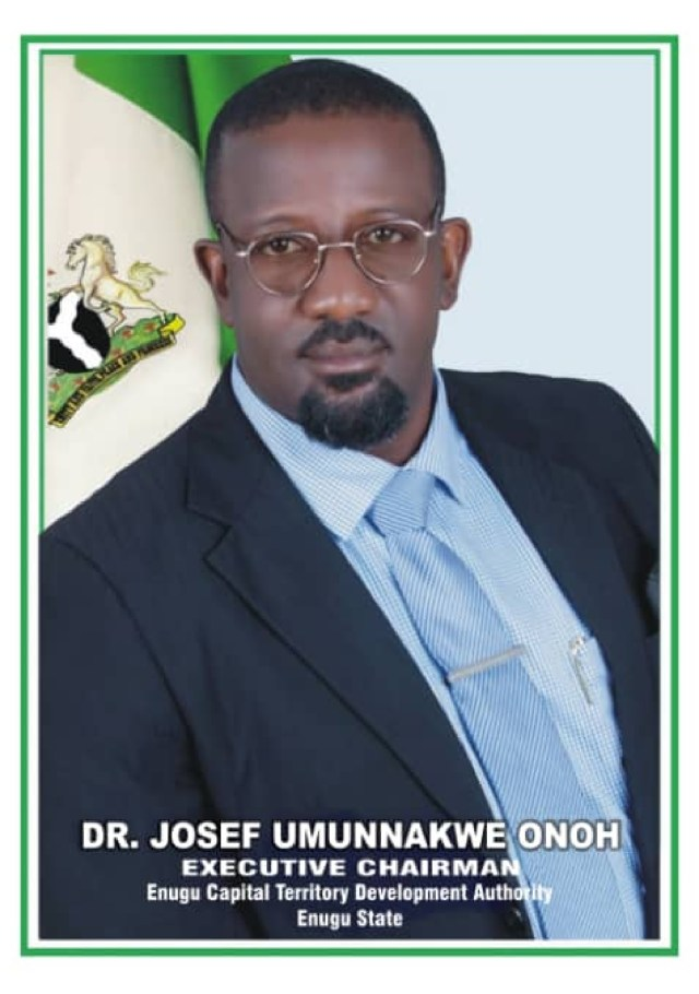 Why we're enforcing restoration of Enugu's original master plan ? Onoh