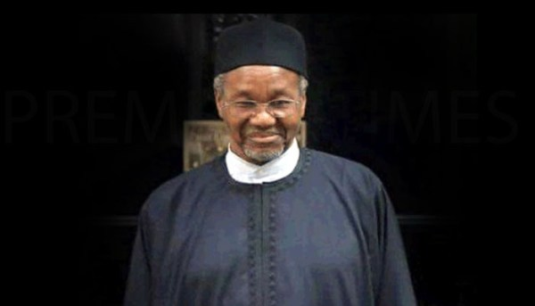 Mamman Daura says 'I don't dictate to Buhari'