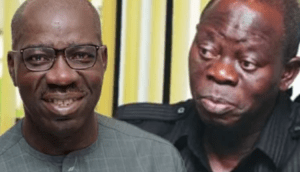 Edo 2020: Obaseki, Ize-Iyamu, EPM bicker over calls for surveillance on people, group